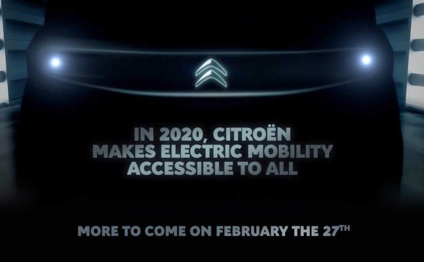 Elérhető villanyautót ígér a Citroën